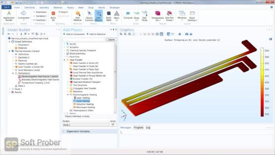 COMSOL Multiphysics 2020 Offline Installer Download-Softprober.com