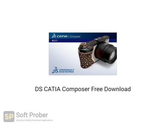 DS CATIA Composer R2021 Free Download-Softprober.com