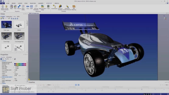 DS CATIA Composer R2021 Latest Version Download-Softprober.com