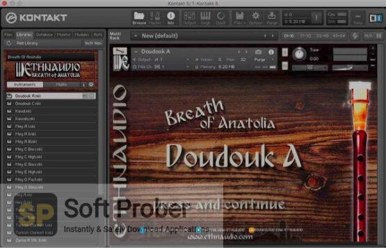 ETHNAUDIO Breath of Anatolia (KONTAKT) Latest Version Download-Softprober.com