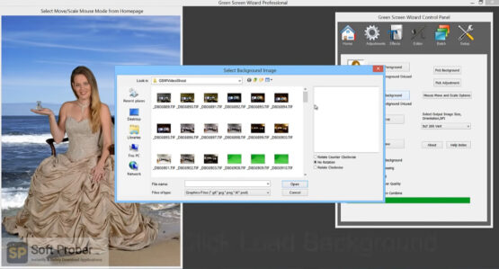 Green Screen Wizard Pro 2020 Latest Version Download-Softprober.com