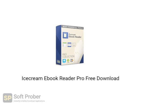 Icecream Ebook Reader Pro 2020 Free Download-Softprober.com