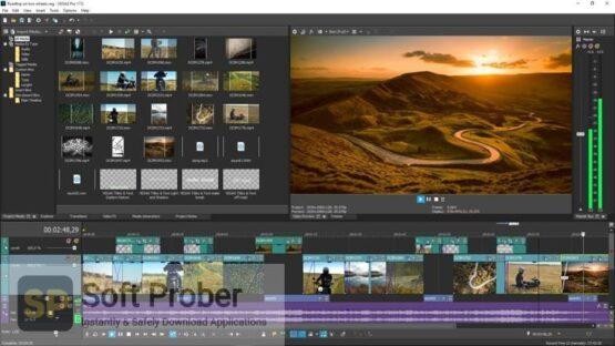 MAGIX VEGAS Movie Studio Pro 2020 Direct Link Download-Softprober.com