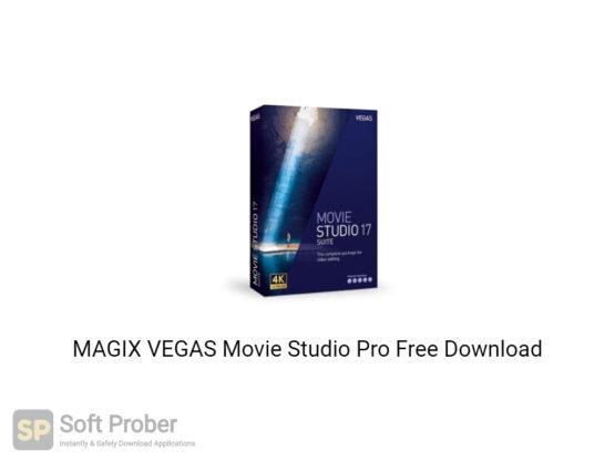 MAGIX VEGAS Movie Studio Pro 2020 Free Download-Softprober.com