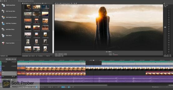 MAGIX VEGAS Movie Studio Pro 2020 Offline Installer Download-Softprober.com