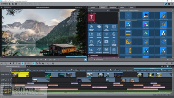 MAGIX Video Pro 2020 Direct Link Download-Softprober.com
