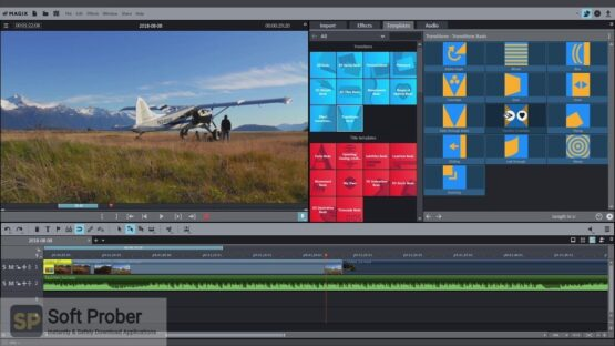 MAGIX Video Pro 2020 Free Download-Softprober.com