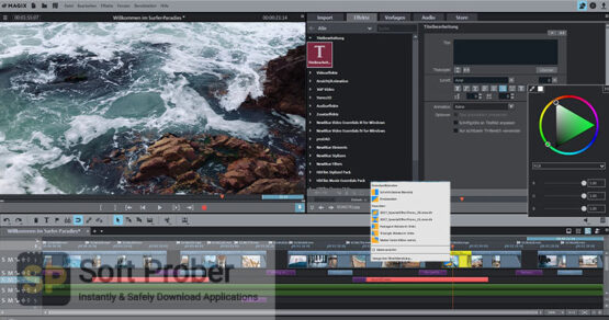 MAGIX Video Pro 2020 Latest Version Download-Softprober.com