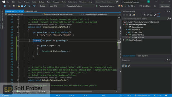 Microsoft Visual Studio 2019 Direct Link Download-Softprober.com