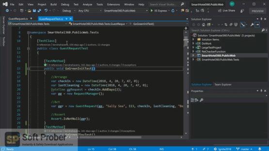 Microsoft Visual Studio 2019 Latest Version Download-Softprober.com