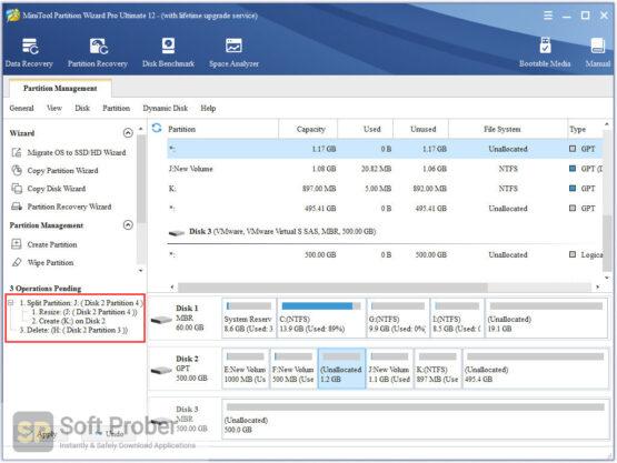 MiniTool Partition Wizard Pro 2020 Offline Installer Download-Softprober.com