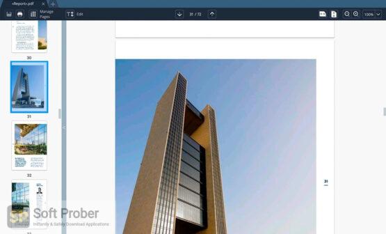 Movavi PDF Editor 2020 Direct Link Download-Softprober.com