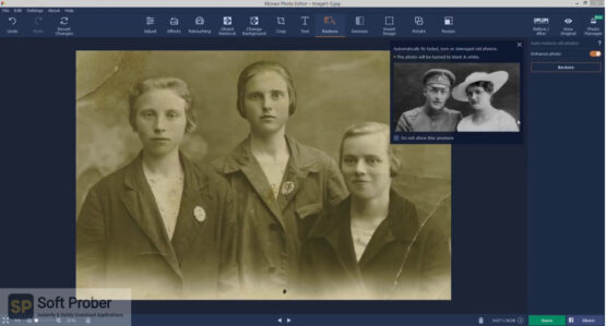 Movavi Photo Editor 2020 Offline Installer Download-Softprober.com