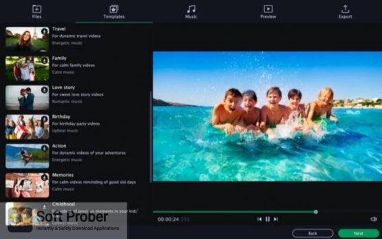 Movavi Slideshow Maker 2020 Direct Link Download-Softprober.com