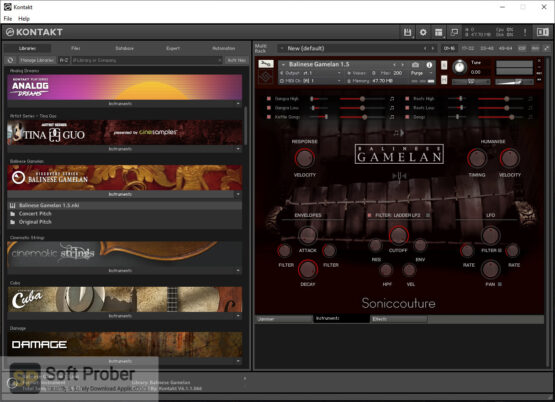 Native Instruments–Discovery Series Balinese Gamelan Free Download-Softprober.com