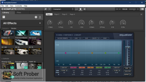 Native Instruments–Komplete Kontrol VST Free Download-Softprober.com