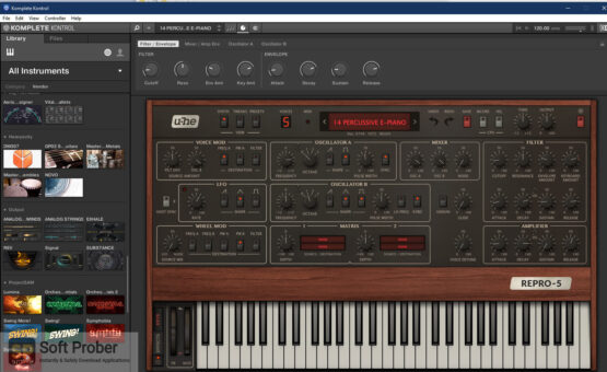 Native Instruments–Komplete Kontrol VST Latest Version Download-Softprober.com