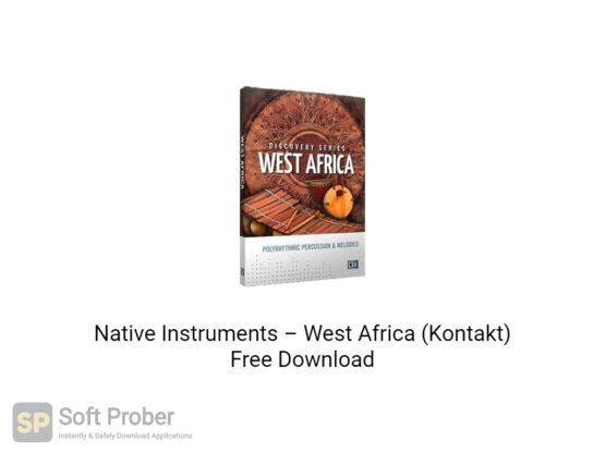Native Instruments–West Africa (Kontakt) Free Download-Softprober.com