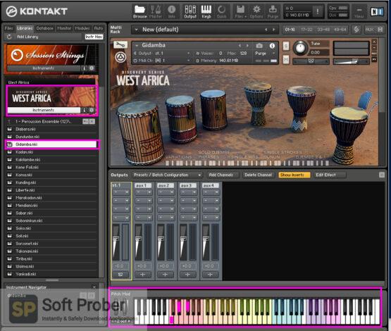 Native Instruments–West Africa (Kontakt) Latest Version Download-Softprober.com