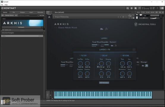 Native Instruments ARKHIS (KONTAKT) Offline Installer Download-Softprober.com