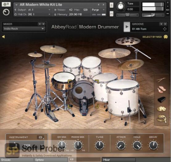 Native Instruments Abbey Road Modern Drums Direct Link Download-Softprober.com
