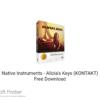 Native Instruments – Alicia's Keys 2020 Download