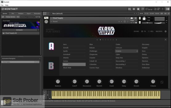 Native Instruments Cloud Supply (KONTAKT) Latest Version Download-Softprober.com