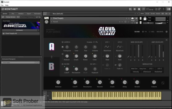 Native Instruments Cloud Supply (KONTAKT) Offline Installer Download-Softprober.com