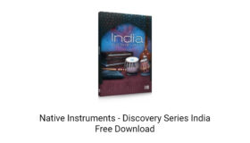 Native Instruments – Discovery Series India 2020 Download