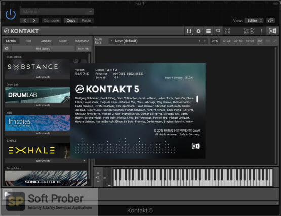 Native Instruments Komplete 12 Ultimate Collector's Edition Direct Link Download-Softprober.com