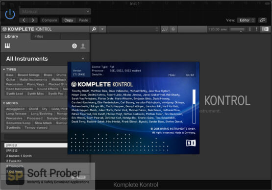 Native Instruments Komplete 12 Ultimate Collector's Edition Latest Version Download-Softprober.com