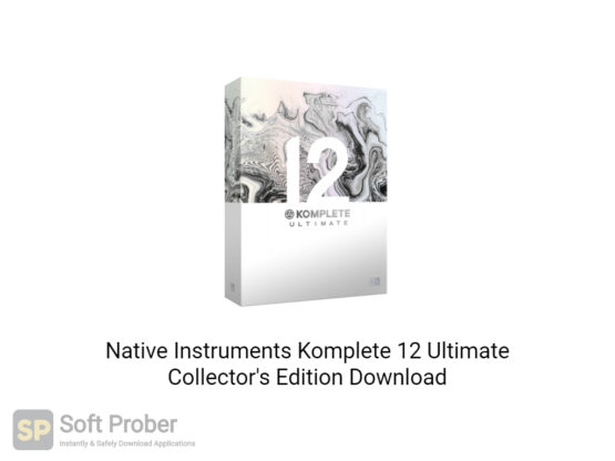 Native Instruments Komplete 12 Ultimate Collector's Edition Offline Installer Download-Softprober.com