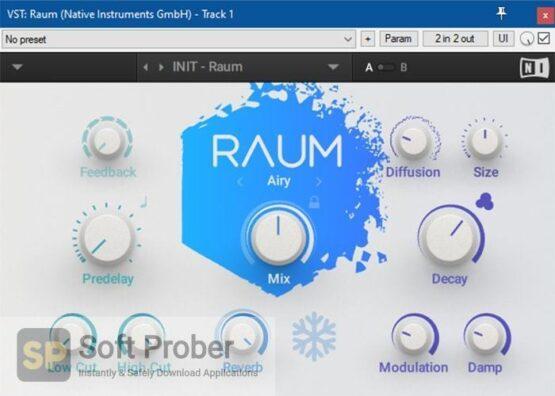 Native Instruments Raum Direct Link Download-Softprober.com