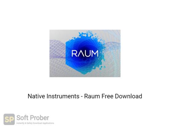 Native Instruments Raum Free Download-Softprober.com