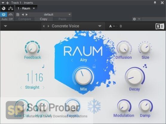 Native Instruments Raum Offline Installer Download-Softprober.com