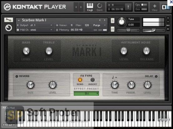 Native Instruments Scarbee MARK I (KONTAKT) Latest Version Download-Softprober.com