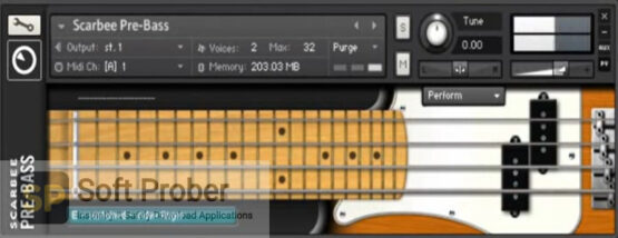 Native Instruments Scarbee Pre Bass Direct Link Download-Softprober.com