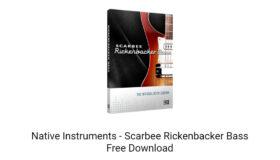 Native Instruments – Scarbee Rickenbacker Bass Download