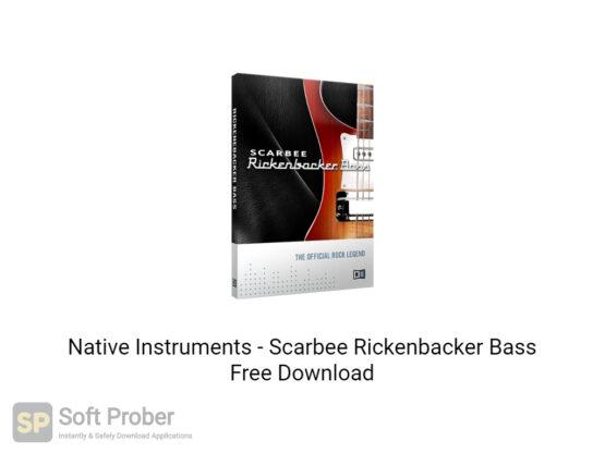 Native Instruments Scarbee Rickenbacker Bass Offline Installer Download-Softprober.com