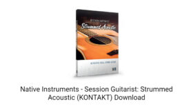 Native Instruments – Session Guitarist: Strummed Acoustic 2020 Download