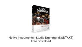 Native Instruments – Studio Drummer 2020 Download