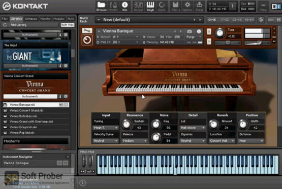Native Instruments Vienna Concert Grand Direct Link Download-Softprober.com