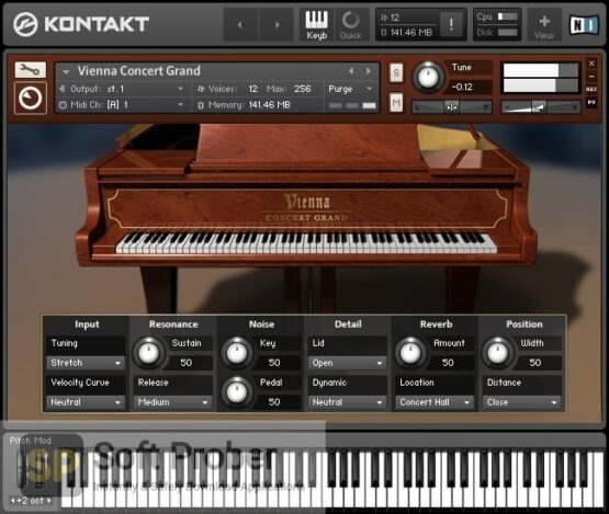 Native Instruments Vienna Concert Grand Free Download-Softprober.com