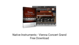 Native Instruments – Vienna Concert Grand 2020 Download