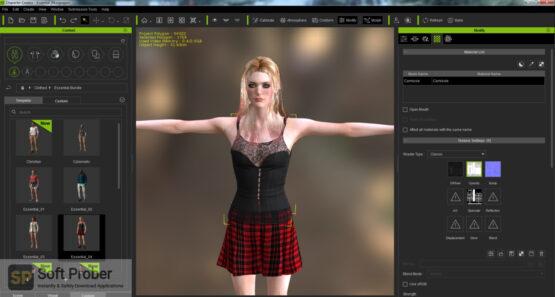 Reallusion Character Creator 2020 Direct Link Download-Softprober.com