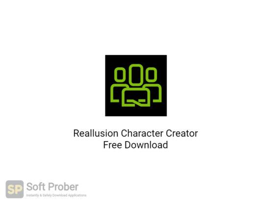 Reallusion Character Creator 2020 Free Download-Softprober.com