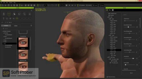 Reallusion Character Creator 2020 Offline Installer Download-Softprober.com