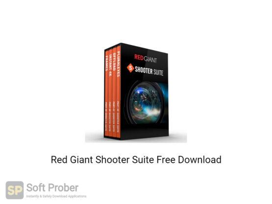 Red Giant Shooter Suite 2020 Offline Installer Download-Softprober.com