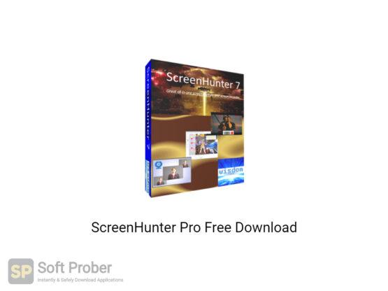 ScreenHunter Pro 2020 Free Download-Softprober.com
