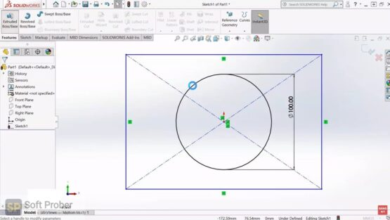 SolidWorks 2020 SP3 Direct Link Download-Softprober.com